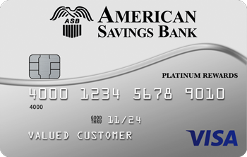 Visa® Platinum Rewards
