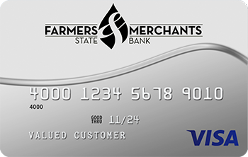 Visa® Platinum Cash Rewards