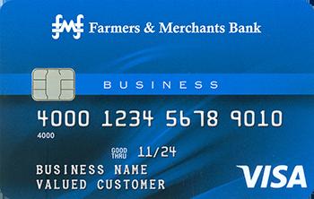 Visa® Platinum Business Rewards