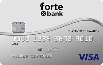 Visa® Platinum Rewards