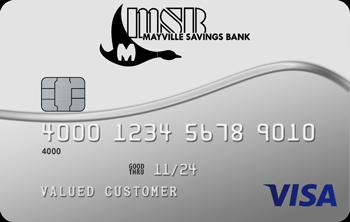 Visa® Platinum Cash Rewards