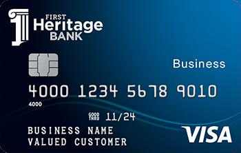 VISA® Business Card