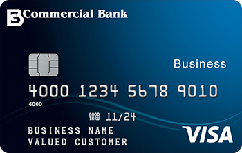 VISA® Business Card