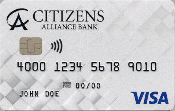 VISA® Classic with Rewards
